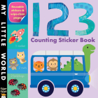 123 Counting Sticker Book (My Little World) Cover Image