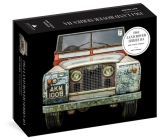 1964 Land Rover Series IIA 500-Piece Puzzle Cover Image