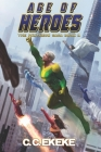 Age of Heroes (The Pantheon Saga) Cover Image