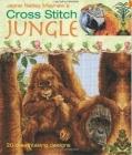 Cross Stitch Jungle: 20 Breath-Taking Designs Cover Image
