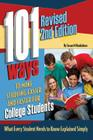 101 Ways to Make Studying Easier and Faster for College Students: What Every Student Needs to Know Explained Simply Revised 2nd Edition Cover Image