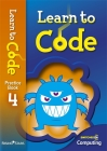 Learn to Code Pupilbook 4 Cover Image