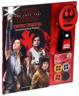 Star Wars: The Last Jedi Movie Theater Storybook & Movie Projector® Cover Image