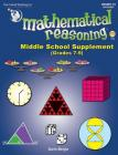 Mathematical Reasoning™ Middle School Supplement Cover Image