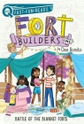 Battle of the Blanket Forts: Fort Builders Inc. 3 (QUIX) Cover Image