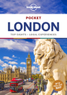 Lonely Planet Pocket London 6 Cover Image