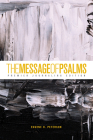 The Message of Psalms: Premier Journaling Edition (Softcover, Thunder Symphonic) Cover Image