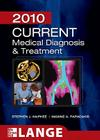 Current Medical Diagnosis and Treatment 2010, Forty-Ninth Edition Cover Image