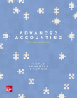Loose Leaf for Advanced Accounting Cover Image