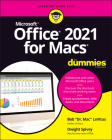 Office 2021 for Macs for Dummies Cover Image