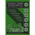 Winning Poker Tournaments One Hand at a Time, Volume II Cover Image