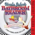 Uncle John's Bathroom Reader 2015 Calendar Cover Image