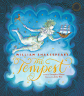 William Shakespeare's The Tempest Cover Image