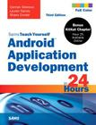 Android Application Development in 24 Hours Cover Image