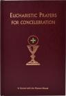 Eucharistic Prayers for Concelebration Cover Image