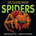 Up Close With Spiders Cover Image