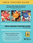Orca Origins Teacher Guide Cover Image