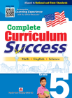 Complete Curriculum Success Grade 5 Cover Image