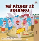 I Love to Help (Albanian Children's Book) Cover Image