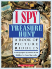 I Spy Treasure Hunt: A Book of Picture Riddles Cover Image