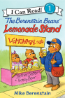 The Berenstain Bears' Lemonade Stand (I Can Read Level 1) Cover Image