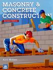 Masonry & Concrete Construction Cover Image