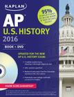 Kaplan AP U.S. History [With DVD] Cover Image