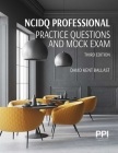 PPI NCIDQ Professional Practice Questions and Mock Exams, Third Edition Cover Image