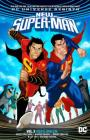 New Super-Man Vol. 3: Equilibrium Cover Image