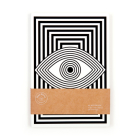 Now House by Jonathan Adler Wink A5 Notebook Cover Image