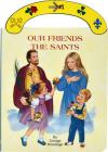 Our Friends the Saints: St. Joseph Carry-Me-Along Board Book (St. Joseph Board Books) Cover Image