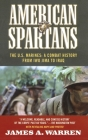 American Spartans: The U.S. Marines: A Combat History from Iwo Jima Cover Image