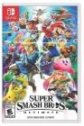 Super Smash Bros Ultimate Cover Image