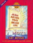Jesus-Awesome Power, Awesome Love: John 11-16 Cover Image