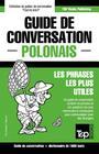 Guide de conversation Français-Polonais et dictionnaire concis de 1500 mots Cover Image