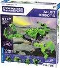 Alien Robots [With Battery] Cover Image