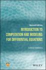 Introduction to Computation and Modeling for Differential Equations Cover Image