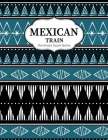 Mexican Train Dominoes Score Game: large size pads were great. Mexican Train Score Record Dominoes Scoring Game Record Level Keeper Book Cover Image