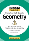 Barron's Math 360: A Complete Study Guide to Geometry with Online Practice Cover Image