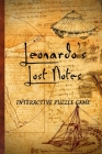 Leonardo's Lost Notes: Interactive Puzzle Game Cover Image