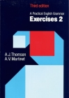 A Practical English Grammar: Exercises 2 Cover Image