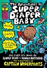 The Adventures of Super Diaper Baby Cover Image