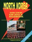 Korea North General Secretary Kim Jong Il Handbook Cover Image