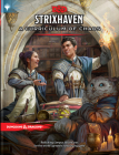 Strixhaven: Curriculum of Chaos (D&D/MTG Adventure Book) Cover Image