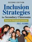 Inclusion Strategies for Secondary Classrooms: Keys for Struggling Learners Cover Image