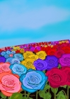 Mindbook: Field of Roses Cover Image