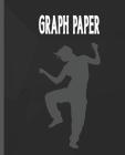 Graph Paper: Hip Hop Dancer Quadrille Paper Coordinate Paper Quad Ruled Cover Image