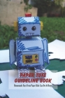 Paper Toys Guideline Book: Homemade Toys From Paper Kids Can Do At Home Cover Image