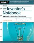 Inventor's Notebook: A Patent it Yourself Companion Cover Image