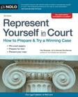 Represent Yourself in Court: How to Prepare & Try a Winning Case Cover Image